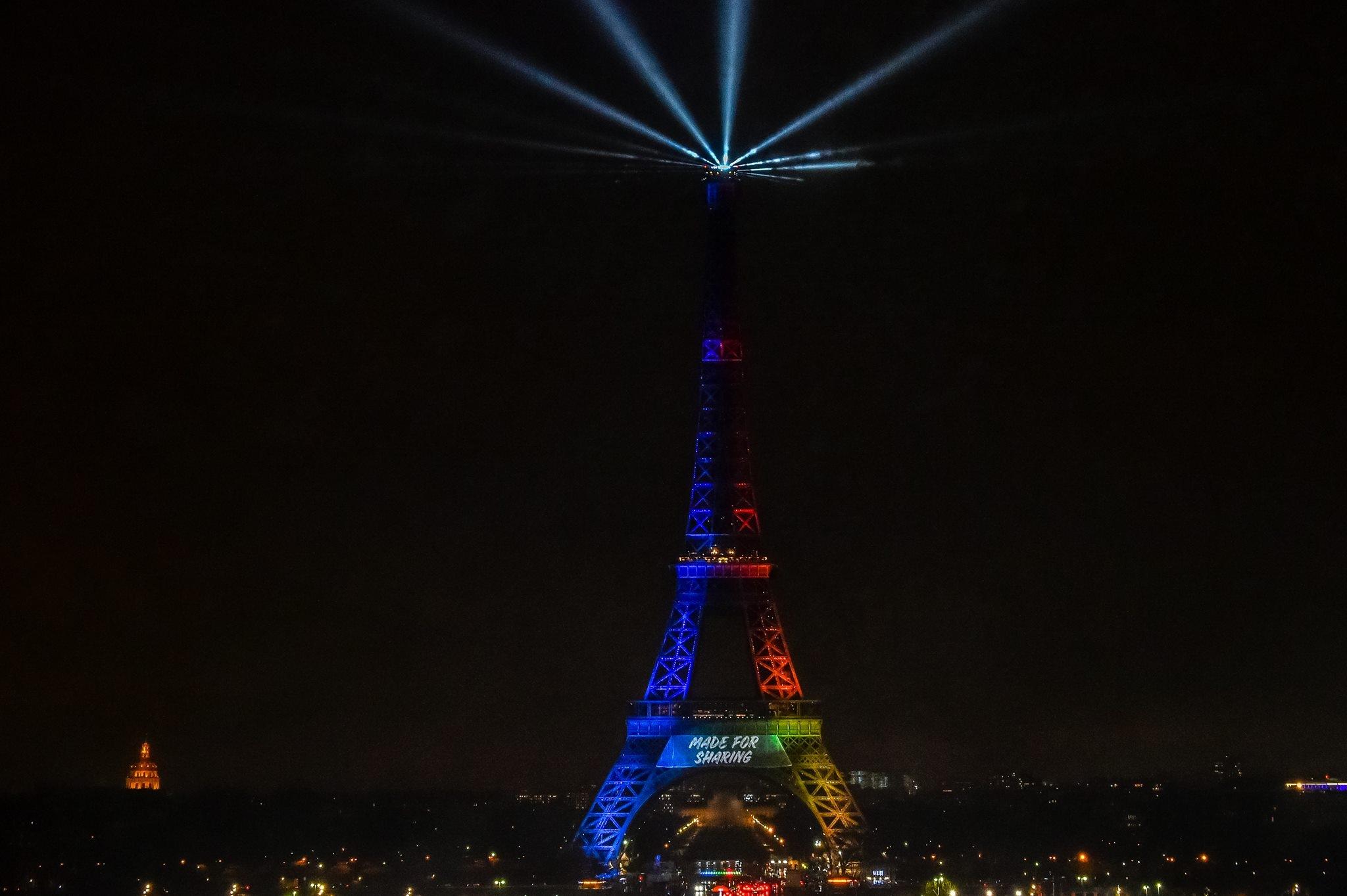 Fotó: Facebook (Paris 2024)