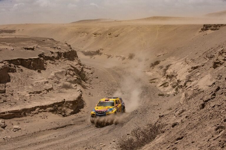 Fotó: Opel Dakar Team